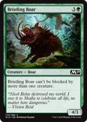 Bristling Boar - Foil