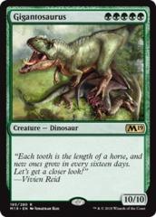 Gigantosaurus - Foil