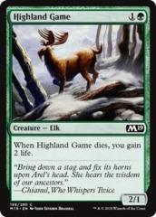 Highland Game - Foil
