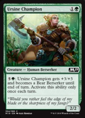 Ursine Champion - Planeswalker Deck Exclusive