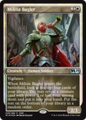 Militia Bugler - Foil FNM 2018