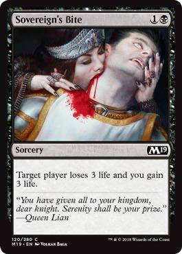 Sovereign's Bite - Foil