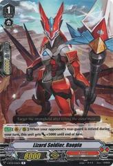 Lizard Soldier, Raopia - V-BT01/036EN - R