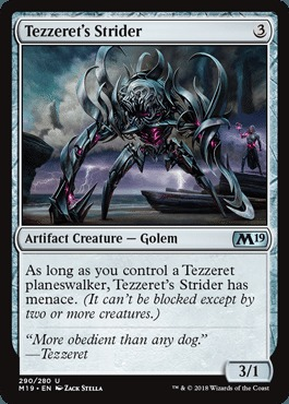 Tezzerets Strider - Planeswalker Deck Exclusive