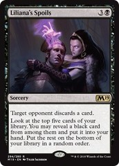 Liliana's Spoils - Planeswalker Deck Exclusive