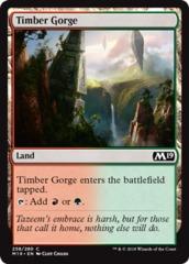 Timber Gorge - Foil