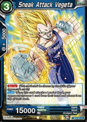 Sneak Attack Vegeta - BT4-031 - C