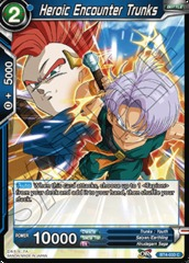 Heroic Encounter Trunks (Foil) - BT4-033 - C