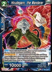 Hirudegarn, the Wanderer (Foil) - BT4-038 - C