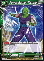Power Barrier Piccolo (Foil) - BT4-050 - C