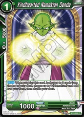 Kindhearted Namekian Dende - BT4-055 - C on Channel Fireball
