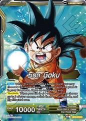 Son Goku // Legacy Bearer Son Goku - BT4-072 - R