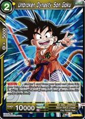 Unbroken Dynasty Son Goku - BT4-079 - C