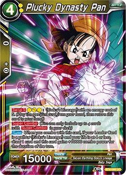 Dragonball Super BT4-009 C Power of Friendship Pan