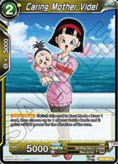 Caring Mother Videl (Foil) - BT4-090 - C