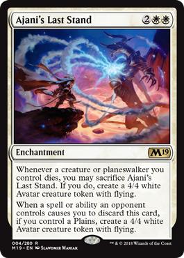Ajanis Last Stand