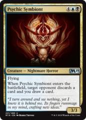 Psychic Symbiont - Foil