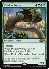 Pelakka Wurm - Foil