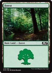 Forest (278) - Foil
