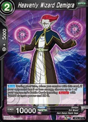 Heavenly Wizard Demigra (Foil) - BT4-107 - C