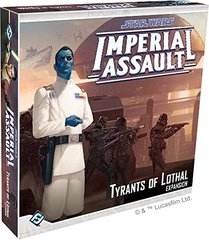 Star Wars: Imperial Assault - Tyrants of Lothal Expansion ( SWI54 )