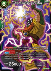 Titanic Ambition Lord Slug - BT4-059 - SR