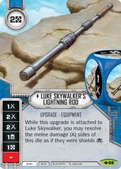 Luke Skywalker's Lightning Rod