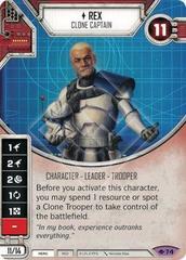 Rex - Clone Captain