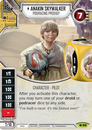 Anakin Skywalker - Podracing Prodigy
