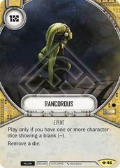 Rancorous