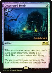 Desecrated Tomb - Foil - Prerelease Promo
