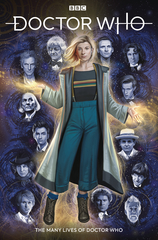 Doctor Who 13Th #0 (Cover A - Ianniciello)