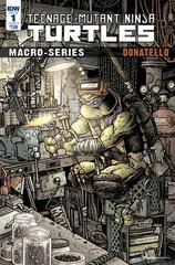 Teenage Mutant Ninja Turtles Macroseries #1 Donatello (Cover A - Petersen)