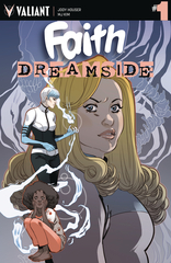 Faith Dreamside #1 (Of 4) (Cover A - Sauvage)
