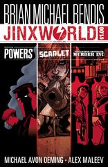 Jinxworld Sampler #1 (Mature Readers)