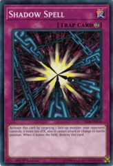 Shadow Spell - YS18-EN034 - Common - 1st Edition