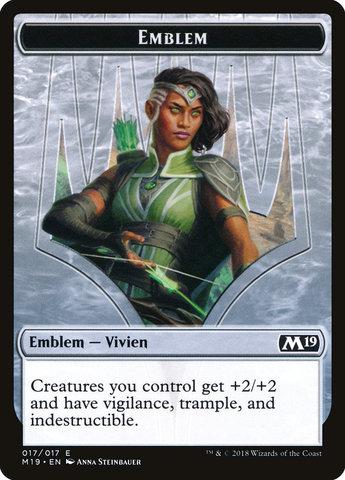 Emblem - Vivien