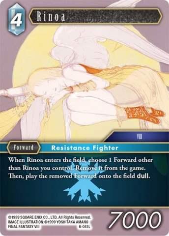 Rinoa - 6-041L - Foil