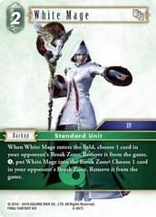 White Mage - 6-047C - Foil
