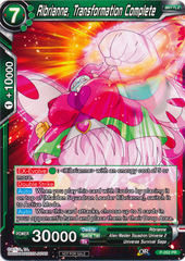 Ribrianne, Transformation Complete (Foil) - P-052 - Promotion Cards