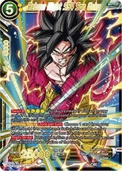 Reborn Might SS4 Son Goku (Foil Version) - SD5-04 - ST