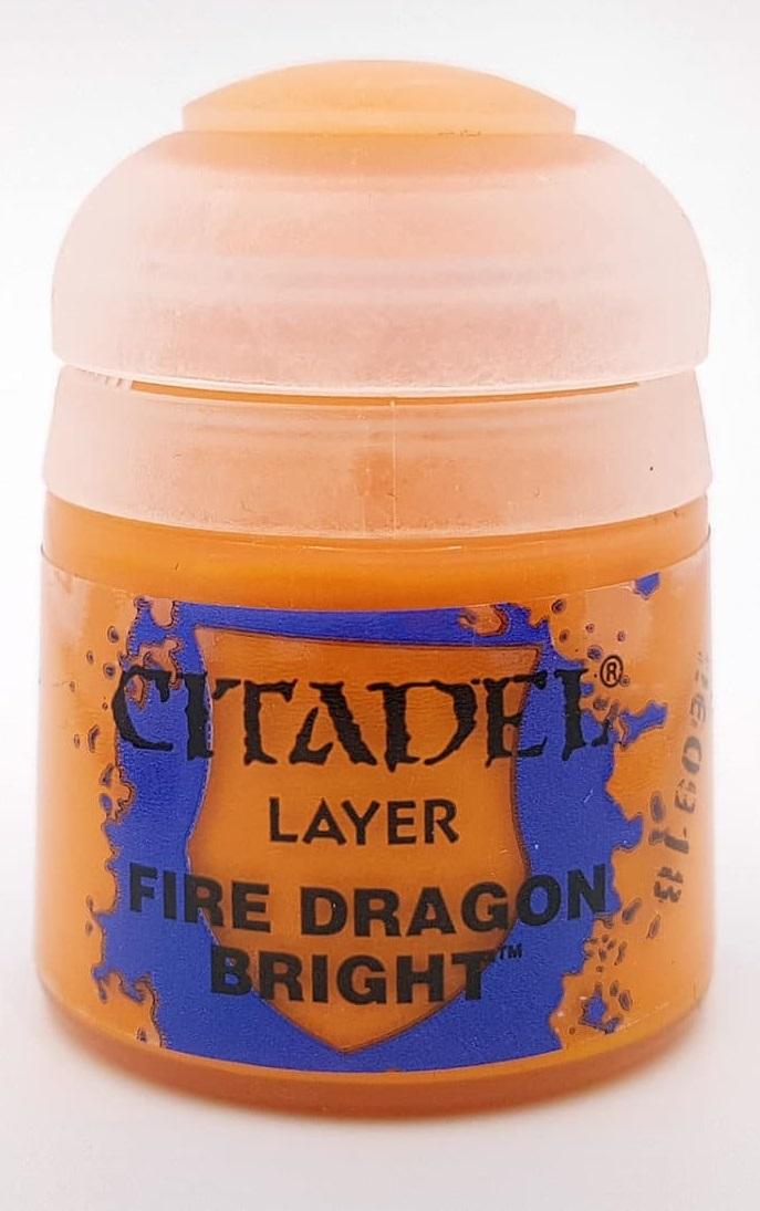 Fire Dragon Bright