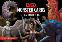 D&D 5th Edition Monster Cards: Challenge 6–16