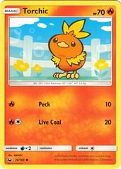 Torchic - 26/168 - Common