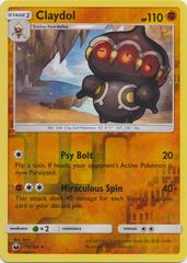 Claydol - 79/168 - Rare - Reverse Holo