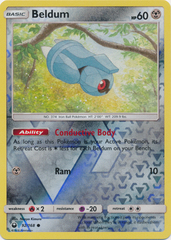 Beldum - 92/168 - Common - Reverse Holo