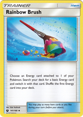 Rainbow Brush - 141/168 - Uncommon