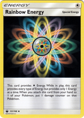 Rainbow Energy - 151/168 - Uncommon