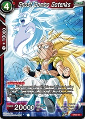 Ghost Combo Gotenks - Foil - EX03-02 - EX on Channel Fireball