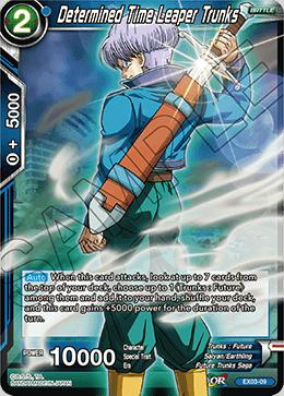 Determined Time Leaper Trunks - Foil - EX03-09 - EX